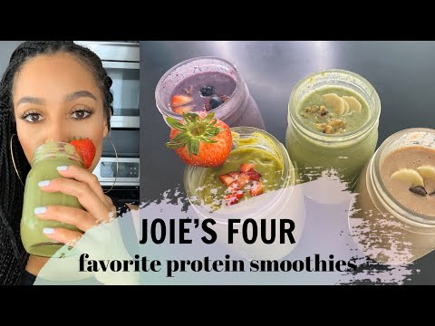 4-favorite-protein-smoothies- -joie-chavis