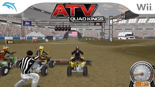 ATV Quad Kings | Dolphin Emulator 5.0-8374 [1080p HD] | Nintendo Wii