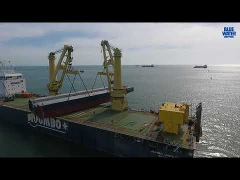 Heavy Lift Shipment from Vietnam to Romania