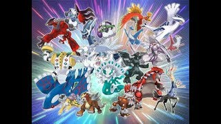 Legendary hunting-Pokemon Roblox Brick Bronze-13th Part