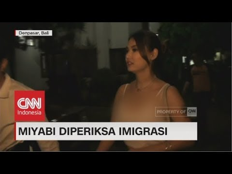 "Maria Ozawa ""Miyabi"" Diperiksa Imigrasi: Saya Sedih, Ada Rumor Jelek Mp3"