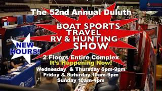 Duluth Boat, Sports, Travel & RV Show / Minnesota Deer Classic