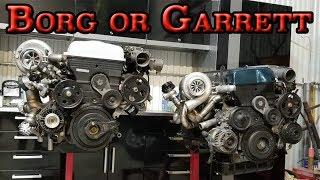 Poor Man's Supra Borgwarner EFR 9180 V.S. Supra Garrett GTX3584RS Gen 2