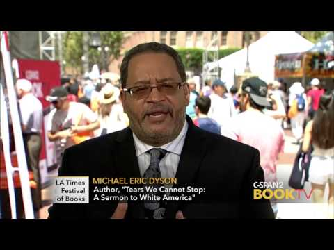 Los Anglese Festival of Books: Michael Eric Dyson Call-In