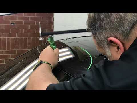 Professional PDR – Paintless Dent Removal & Auto Hail Damage Repair Colorado Springs