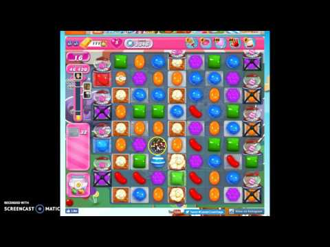 Candy Crush Level 2346 help w/audio tips, hints, tricks