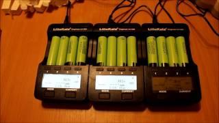 видео Зарядное устройство для 18650 (аккумуляторных батареек)