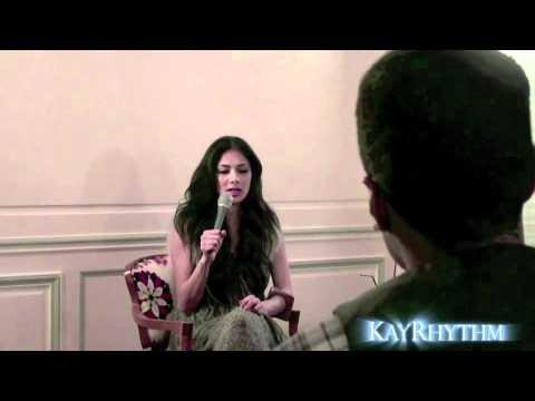 Kayrhythm BLOG meets Nicole SCHERZINGER Part 2