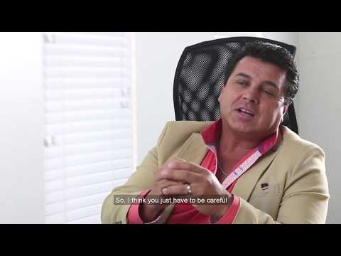 One Conversation at a Time Series- Eduardo Gutierrez