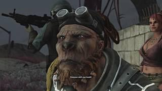 Defiance 2050 PS4 Mission Defiance