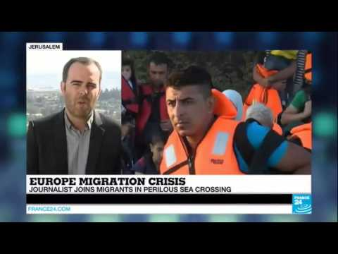 EENA 2016 session: Refugee crises & rescue operations