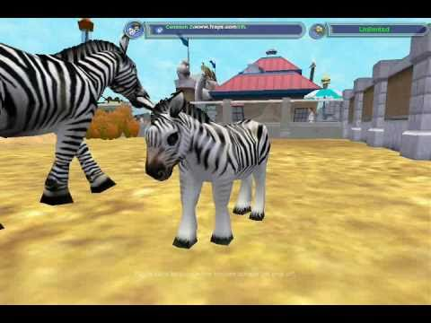 how to get an endagered animal centre zoo typoon 2