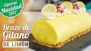 BRAZO DE GITANO DE LIMÓN  ESPECIAL NAVIDAD  Quiero Cupcakes!