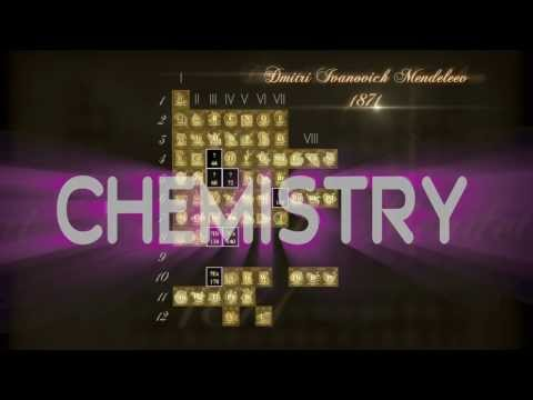 วิชาเคมี - วิวัฒนาการของการสร้างตารางธาตุ