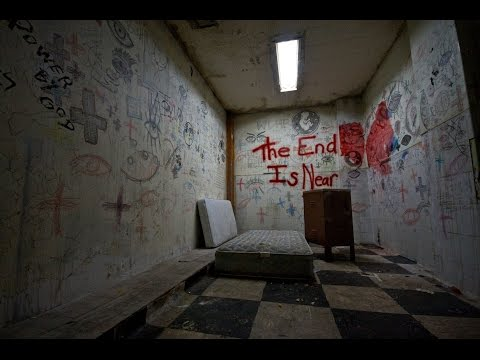 ABANDONED PSYCHIATRIC INSANE ASYLUM ( PATIENTS FROM WORLD WAR 2 )