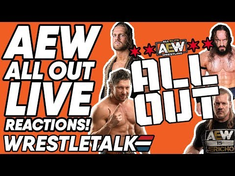 AEW ALL OUT 2019 LIVE REACTIONS! | WrestleTalk