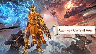 [Olympus Rising] Unique item - Curse of Ares (Cadmus)