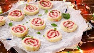 Swiss Roll Recipe | No Egg Jam Cake Rolls - CookingShooking