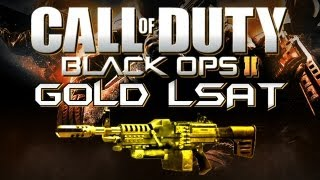 Black Ops 2 Online - Gold (Diamond) LSAT - Smokey Joe! (BO2 Weapons Advice and Tips)