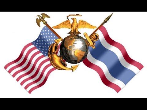 Marine Corps Ball 2014 Bangkok Thailand