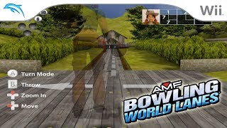 AMF Bowling World Lanes | Dolphin Emulator 5.0-8101 [1080p HD] | Nintendo Wii