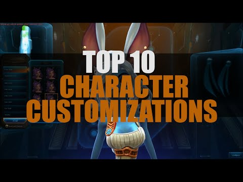 Top 10 MMO Character Customization Games | MMO ATK Top 10