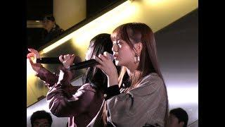 フェアリーズ ◎OneLove ☆伊藤萌々香fancam たまプラーザテラス フェステ...
