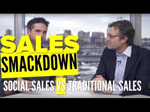 Sales Smackdown: Social Sales Versus Traditional Sales