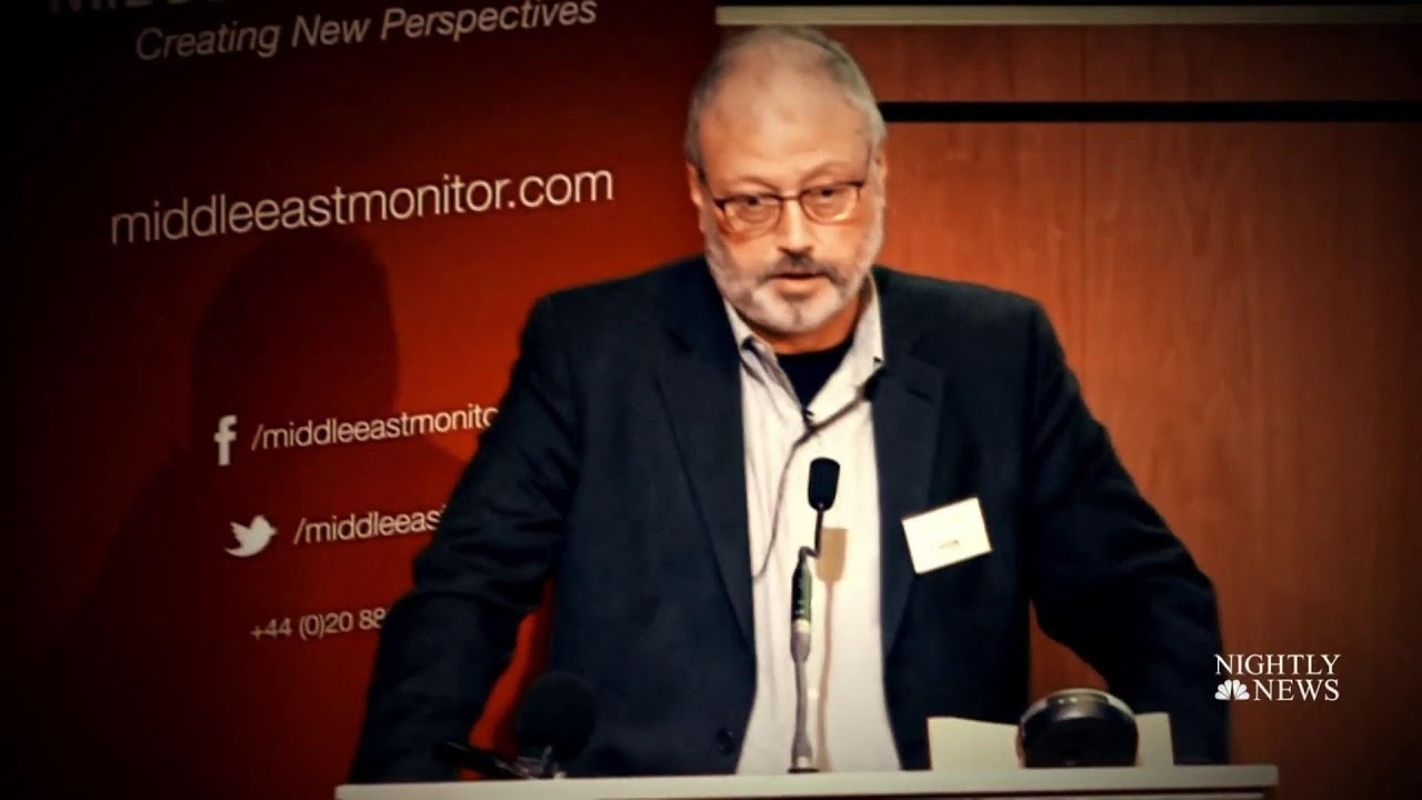 Turkish Officials Believe Journalist Jamal Khashoggi Killed In Saudi Consulate | NBC Nightly News