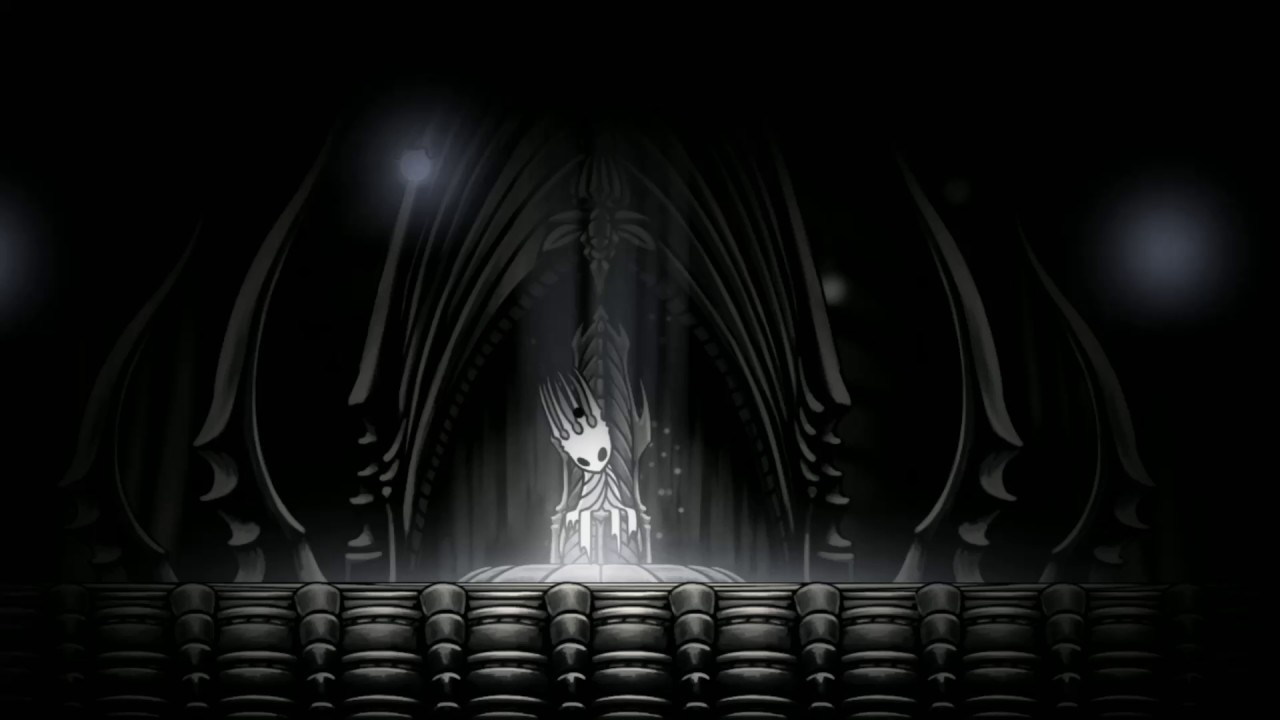 Hollow Knight Ambience - King of Hallownest