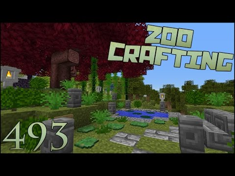 Wandering the Reptile House! 🐘 Zoo Crafting: Episode #493