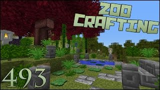 Zoo Crafting: Wandering the Reptile House! - Episode #493