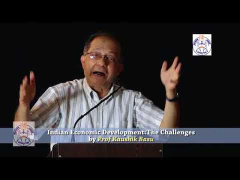 Speech of Kaushik Basu#Indian Economic Development:The challenges#Purulia Rabindra Bhaban#Nanritam