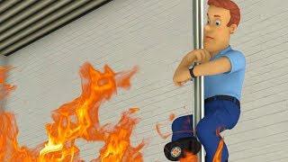 Fireman Sam full Episodes | Fireman Norman - S8 Rescues Marathon | Girls night in 🚒Kids Movie
