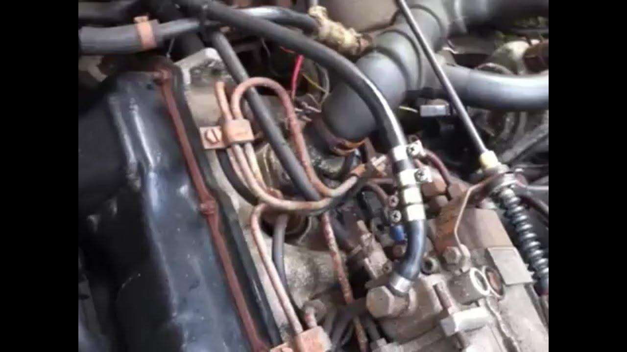 vw t25 diesel engine cold start problem and fix youtube. Black Bedroom Furniture Sets. Home Design Ideas