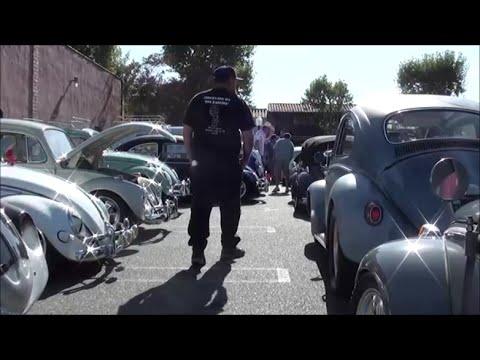 Pre VW Classic DKP Hosted Meet Up in Garden Grove, California