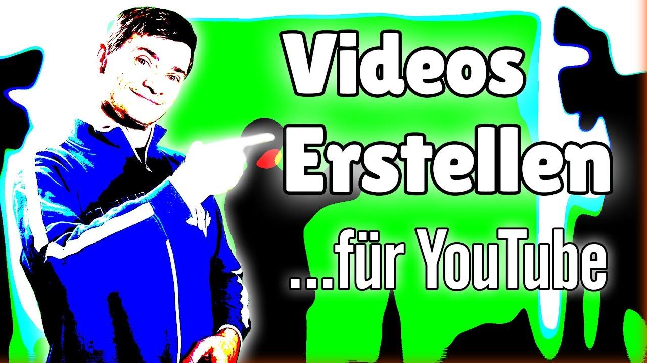 Youtube Video Erstellen