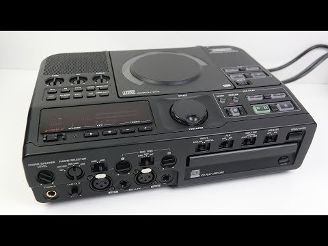 Superscope PSD300 - A Pro CD Recorder with some neat tricks.
