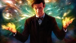 Repeat youtube video The 11th Doctor's Regeneration Rescored