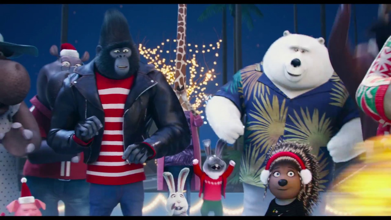 Merry Christmas from Sing (Universal Pictures) HD - YouTube