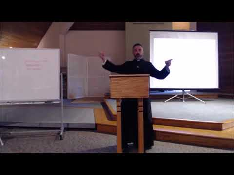Fr Christopher Smith: Holy Week in the Roman Liturgy - Holy Saturday