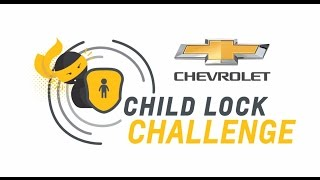 #ProtectYourPrecious with Child Lock and #DriveWithCare – Chevrolet Safety Ninjas