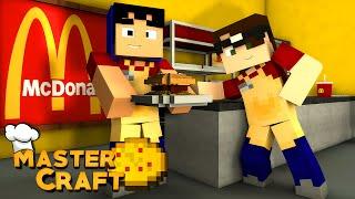 Minecraft: MASTERCRAFT - COMIDA FAST FOOD! #3
