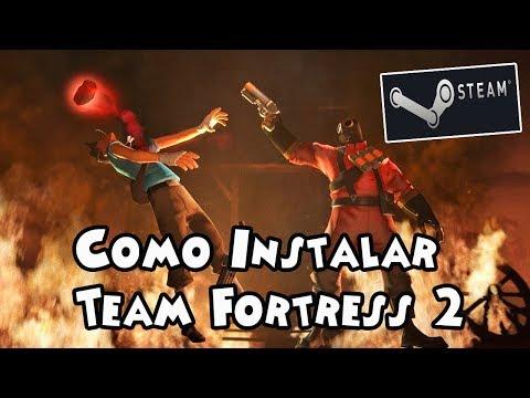 Como Descargar E Instalar Team Fortress 2
