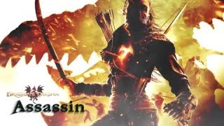 Dragon's Dogma Vocation Trailer - Assassin