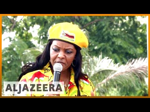 🇿🇼 Grace Mugabe accuses gold miners of invading her farms | Al Jazeera English
