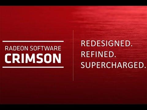 PCPer Live! AMD Radeon Crimson Live Stream!