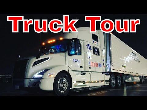 Truck Tour 2018 Volvo VNL 860 Globetrotter
