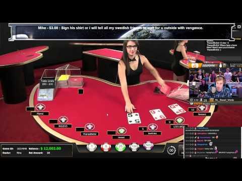 Video Blackjack online shop