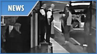 Cops catch thief before letting him escape